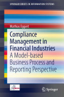 Compliance Management in Financial Industries