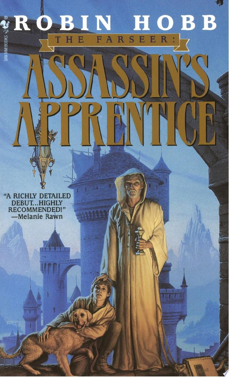 Assassin's Apprentice (The Illustrated Edition) image