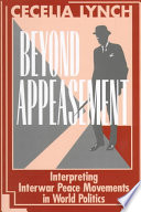 Beyond Appeasement