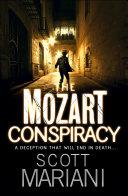 Pdf The Mozart Conspiracy (Ben Hope, Book 2) Telecharger