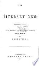 Literary Gem Book PDF