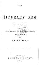 Literary Gem