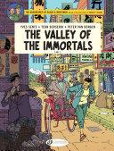 Blake & Mortimer 25 - The Valley of the Immortals Pdf/ePub eBook