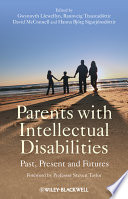 Parents With Intellectual Disabilities Book PDF