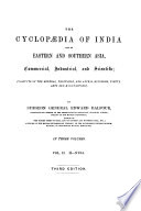 The Cyclopaedia of India and of Eastern and Southern Asia