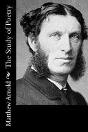Matthew Arnold Books, Matthew Arnold poetry book