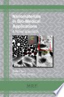Nanomaterials In Bio Medical Applications Book PDF