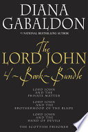 Lord John 4-Book Bundle