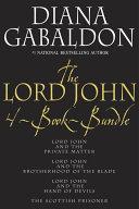 Lord John 4-Book Bundle