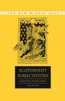 Ecofeminist Subjectivities [Pdf/ePub] eBook