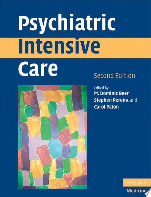 Psychiatric Intensive Care