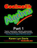 Coolmath Algebra Book