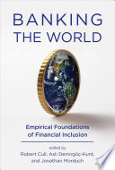 Banking The World Book PDF