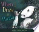 When I Draw a Panda Book PDF