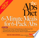 The Abs Diet 6 Minute Meals for 6 Pack Abs