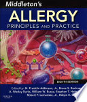 Middleton's Allergy E-Book  : Principles and Practice