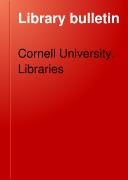 Library Bulletin