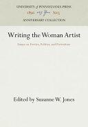 Writing The Woman Artist