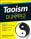 Taoism For Dummies Book