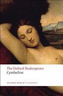 The Oxford Shakespeare  Cymbeline