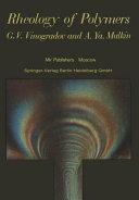 Rheology Of Polymers Book PDF
