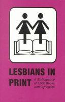 Lesbians in Print