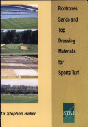 Pdf Rootzones, Sands and Top Dressing Materials for Sports Turf