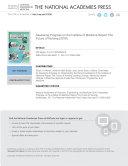 Assessing Progress on the Institute of Medicine Report The Future of Nursing