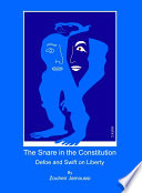 Read Online The Snare in the Constitution For Free