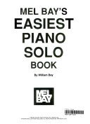 The Easiest Piano Solo Book