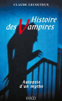 Histoire des vampires Pdf/ePub eBook