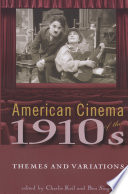 American Cinema of the 1910s Book