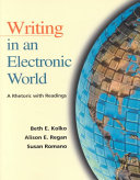 Writing in an Electronic World