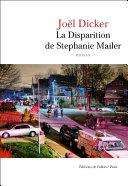 La Disparition de Stephanie Mailer Pdf/ePub eBook