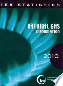 Natural gas information 2010