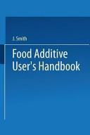 Food Additive User   s Handbook