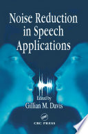 Noise Reduction in Speech Applications