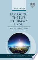 Exploring the EU   s Legitimacy Crisis