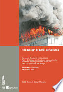 Fire Design of Steel Structures Book