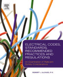 Pdf Electrical Codes, Standards, Recommended Practices and Regulations
