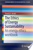 The Ethics of Energy Sustainability