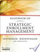 Handbook Of Strategic Enrollment Management