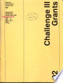 Challenge III grants