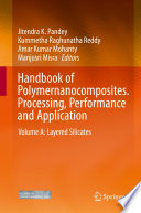 Handbook Of Polymernanocomposites Processing Performance And Application Book PDF