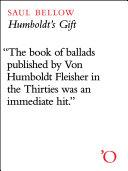 Humboldt's Gift Book