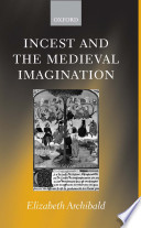 Incest And The Medieval Imagination