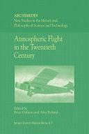 Atmospheric Flight in the Twentieth Century Pdf/ePub eBook
