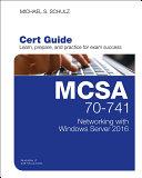 MCSA 70-741 Cert Guide [Pdf/ePub] eBook