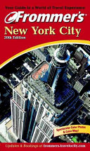 Frommer's New York City 2002