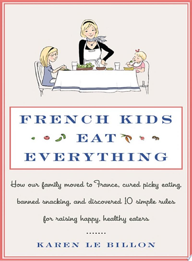French Kids Eat Everything banner backdrop